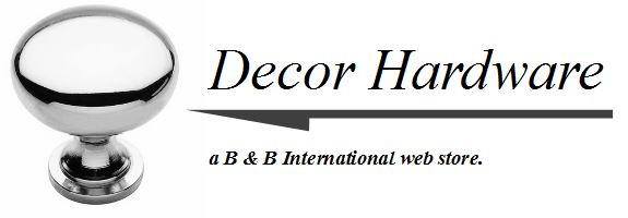 Decor Hardware Logo
