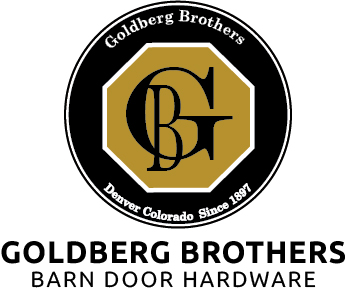 Goldberg Brothers Barn Door Hardware